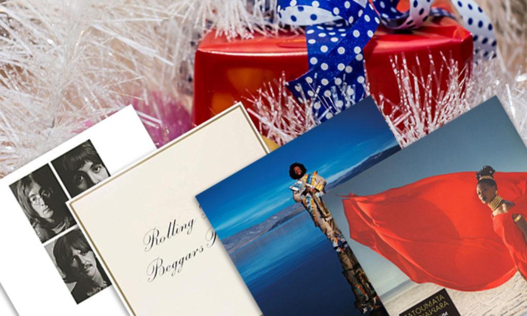Natale, è tempo di regali in musica