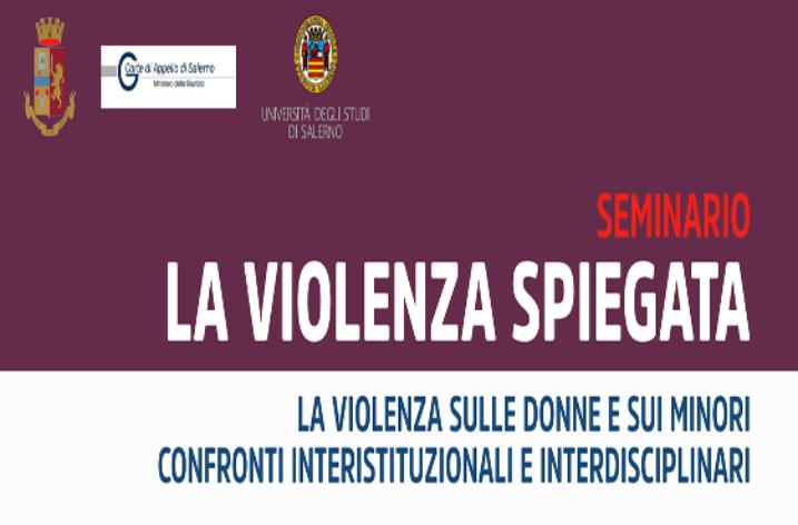 """""""Questo non è amore"""": la Polizia contro la violenza di genere al Campus di Fisciano"""
