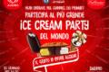 A Salerno l'Algida organizza l'Ice Cream Party: gelati gratis a tutti