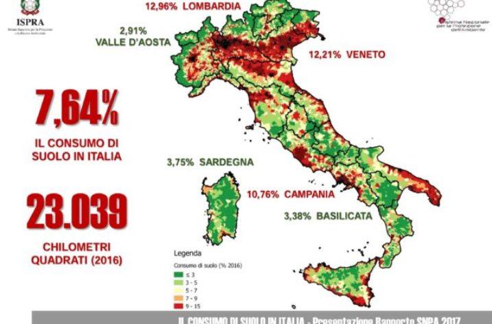 L'ambiente urbano in Italia tra luci ed ombre