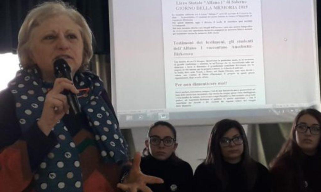 Giorno della Memoria: partecipazione accorata al Liceo Alfano I