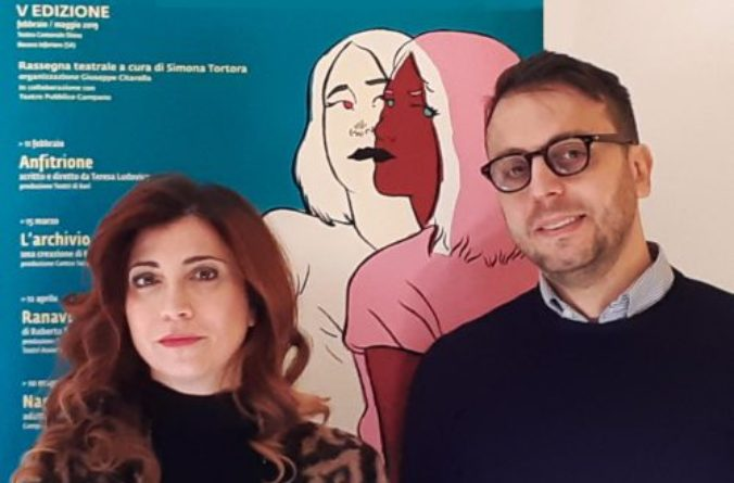 """A Nocera Inferiore""""L'Essere & l'Umanodi Artenauta Teatro"""""""