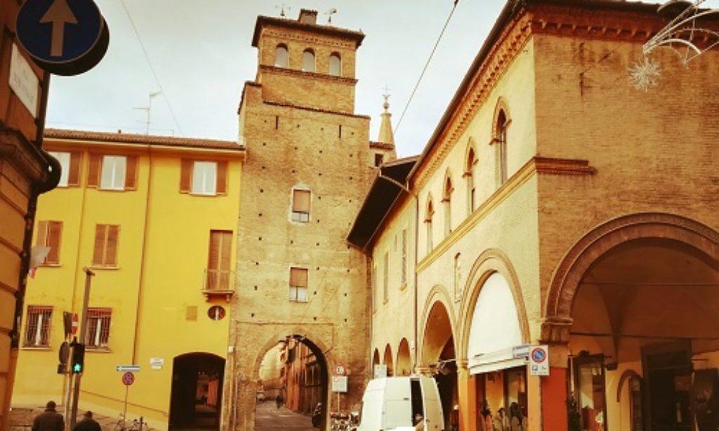 La Cerchia dei Torresotti a Bologna