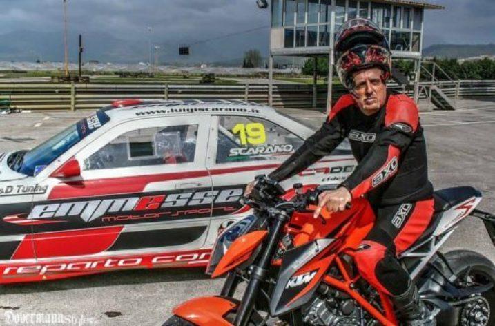 Premiato Antonio Iovane, il designer con la passione per le moto