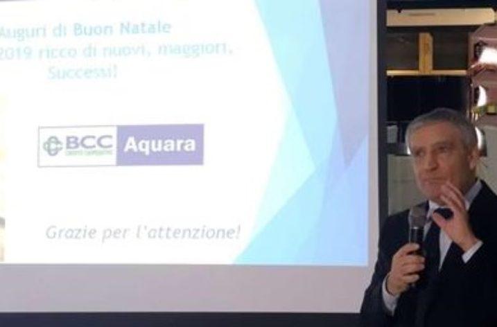 BCC di Aquara: un 2018 da ricordare