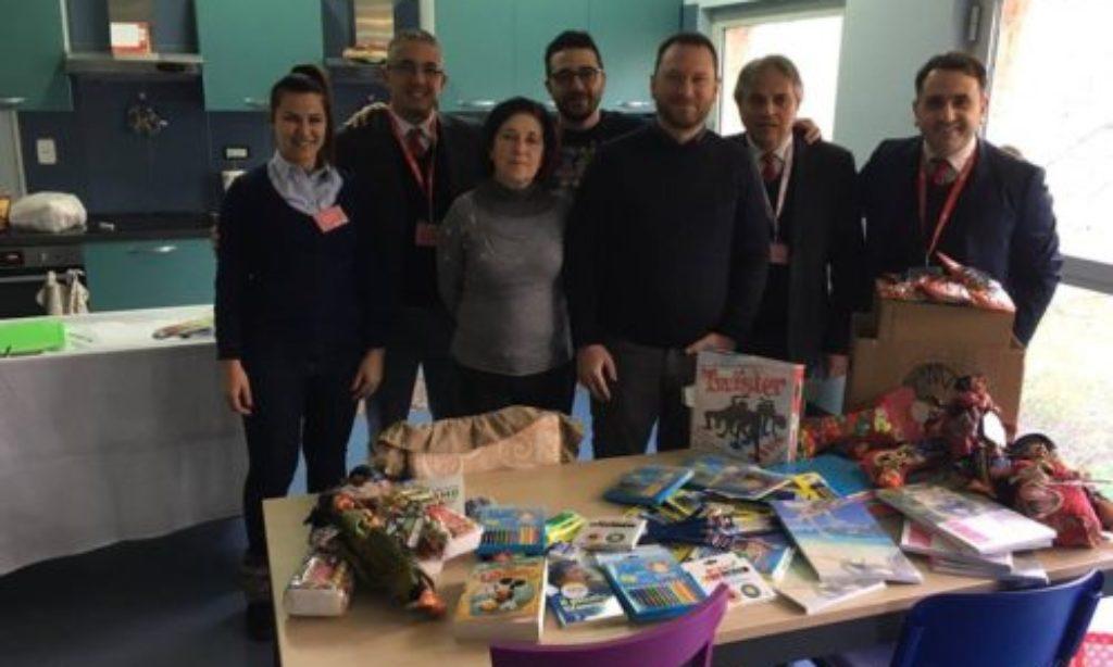Salerno: La Befana, Carrefour Market e la solidarietà