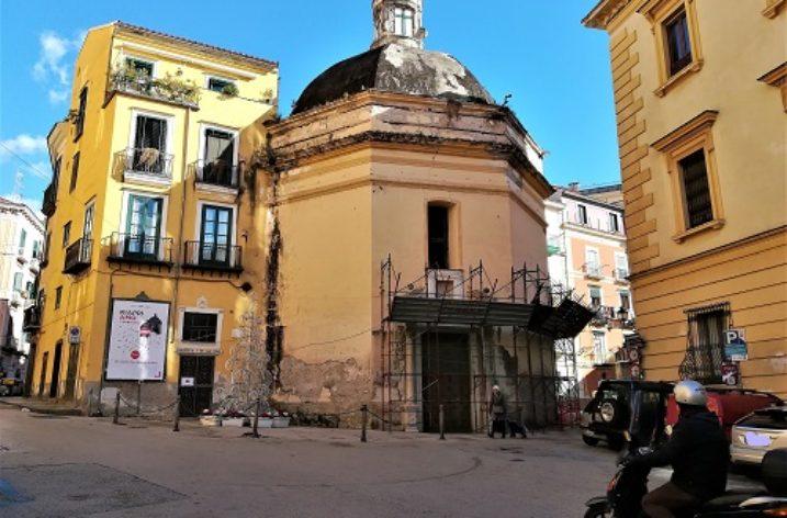 La rinascita della Chiesa di San Sebastiano del Monte dei Morti