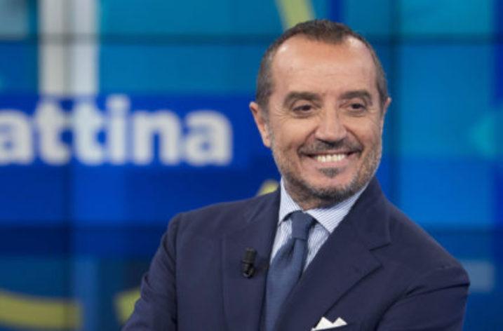 """Franco Di Mare a Salerno per il suo """"Barnaba e il mago"""""""