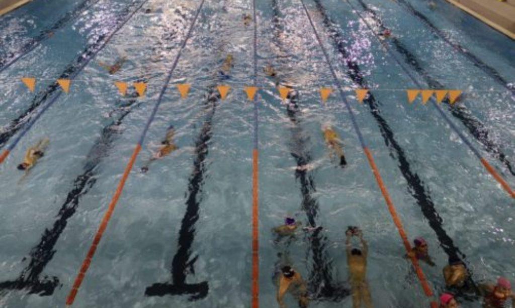 Atleti del nuoto Asd Cus Salerno premiati dal Comitato Regionale Campano