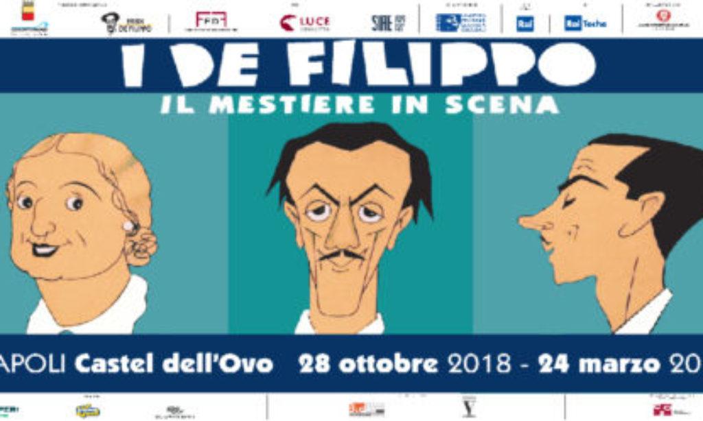 """A Napoli ultimo fine settimana per """" i De Filippo, il mestiere in scena"""""""
