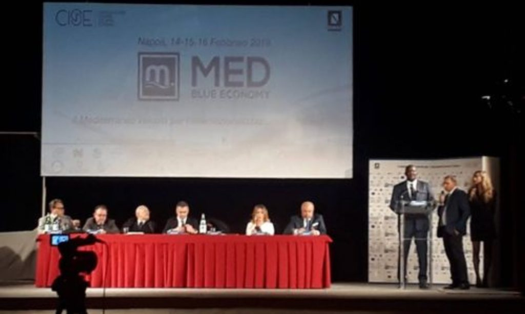 """A Napoli """"Il Mediterraneo come veicolo per l'internazionalizzazione d'impresa"""""""