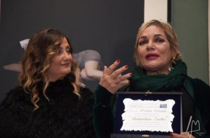 "Napoli: ""Analfabetismo Emotivo"", madrina l'attrice Cristina Donadio"