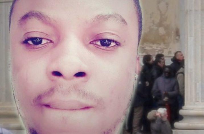 Addio, Prince, giovane nigeriano pieno di sogni