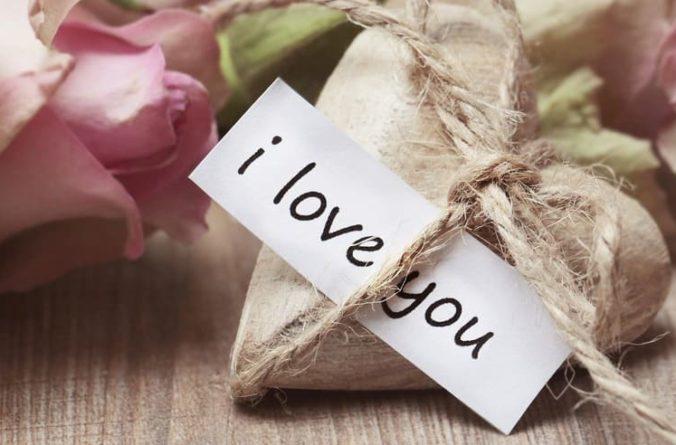 "San Valentino:  ""Ti Amo!"""