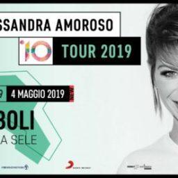 Sold out da mesi per Alessandra Amoroso domani al Palasele