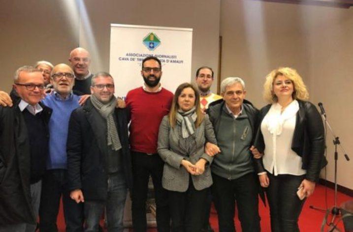 Giornalisti Cava-Costa d'Amalfi: eletto nuovo direttivo