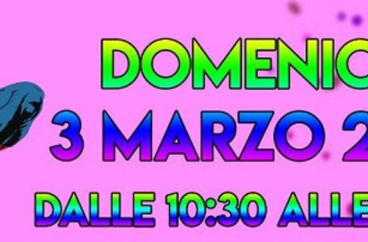 """Domenica 3 marzo, """"Donaun sorriso in pediatria"""""""