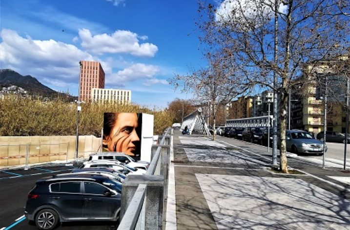 I Murales di via Vinciprova: La storia di Salerno in un parcheggio
