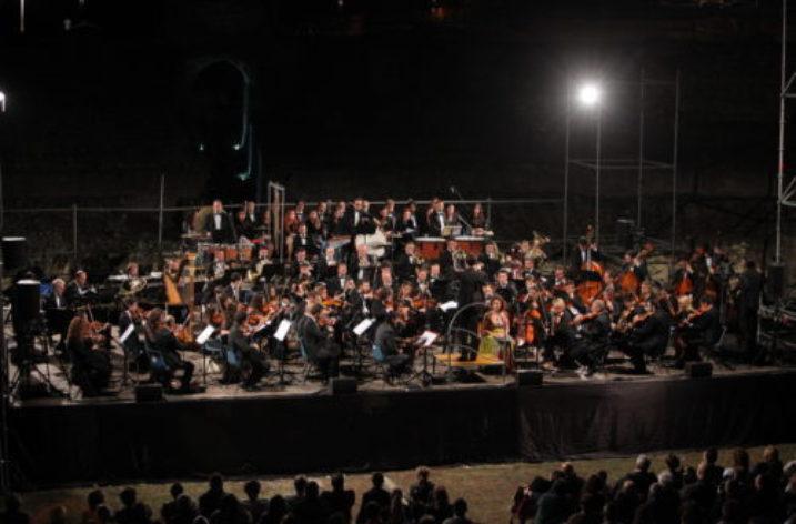 L'Orchestra Filarmonica Campana vola in Cina