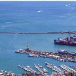 """""""Le crociere a Salerno. traffico, opportunità e criticità, previsioni"""""""