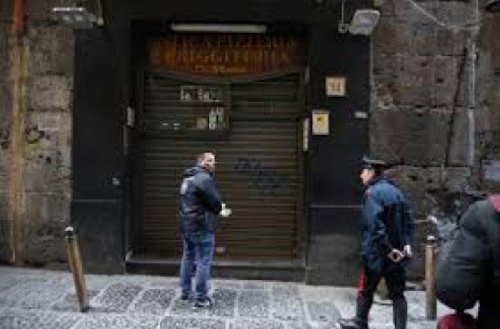 Napoli: Racket delle pizzerie, arrestati 4 esponenti del clan Sibillo.