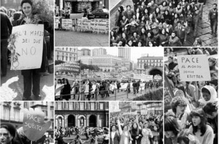 Fino all' 8 marzo Donne e femminismo in mostra alla Fondazione Menna