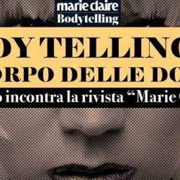 Body Telling: Il Corpo delle donne. UNISA incontra Marie Claire