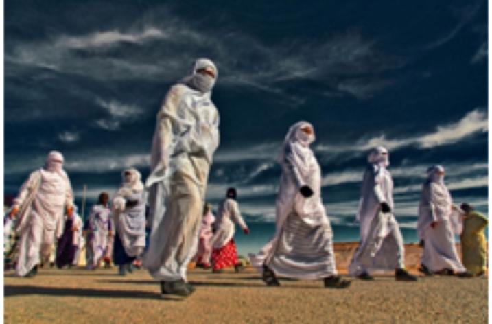 Sahara te quiero. Solo le donne possono far fiorire il deserto