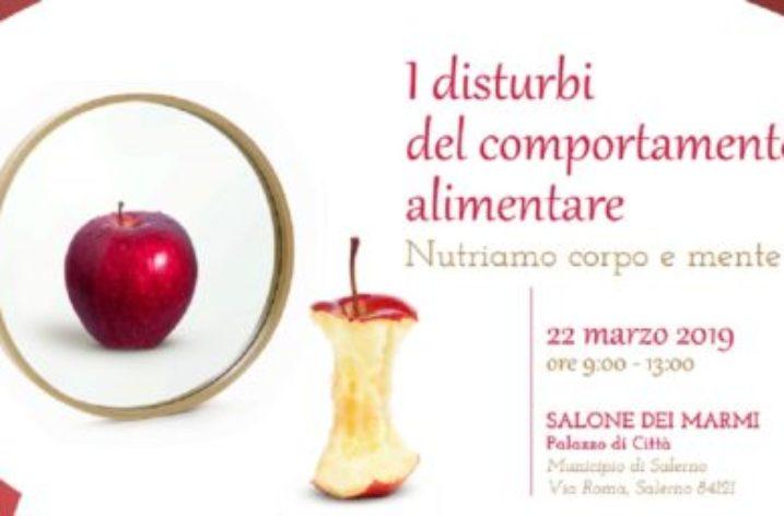 """A Palazzo di Città : """"I disturbi del comportamento alimentare"""""""