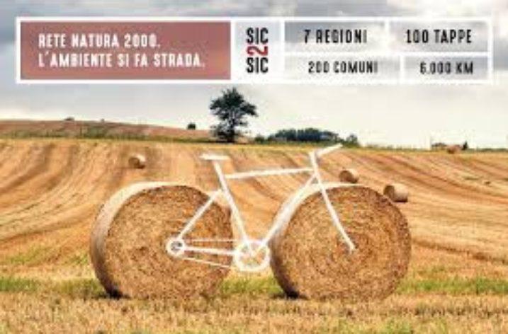 """2000 Km in bicicletta attraverso la rete """"Natura 2000"""""""