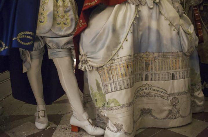 La Campania sbanca al Carnevale di Venezia 2019