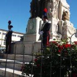 Cerimonia a Salerno per il 25 Aprile, festa della Liberazione