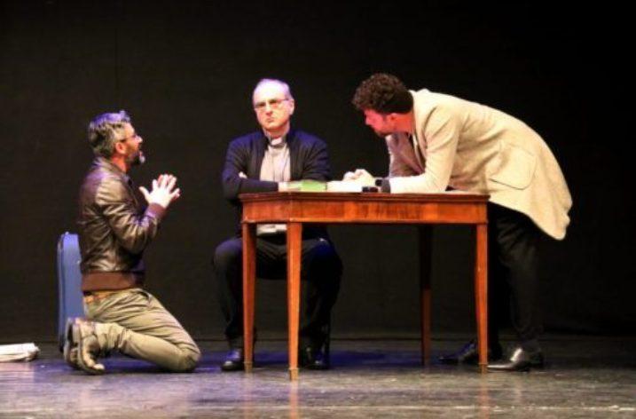 """Al Teatro Pasolini debutto nazionale di """"Gesù è più forte della Camorra"""""""