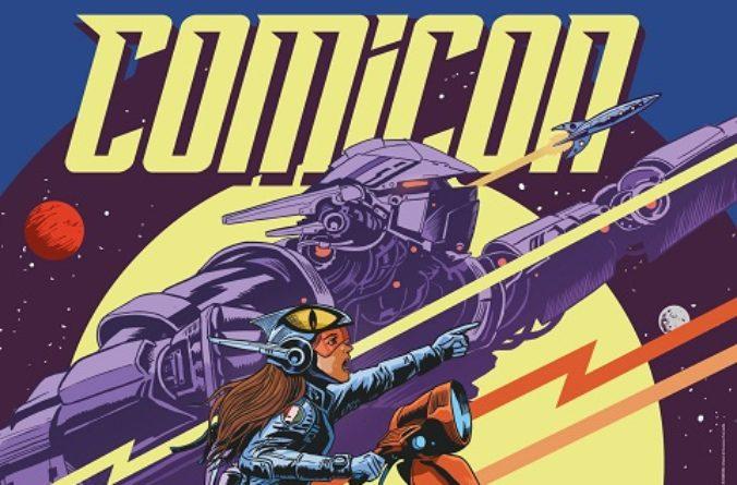 """Comicon Napoli 2019 con Gipi come """"magister"""""""
