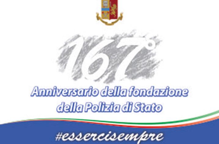 """La Polizia di Stato compie 167 anni, evento sulla """"Terrazza del Pincio"""""""