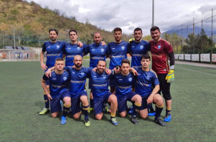 Polisportiva Salerno Guiscards, il team calcio dice addio al sogno play off
