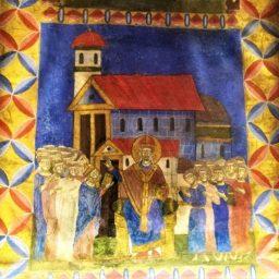 L'Exultet: un capolavoro dell'arte medioevale realizzato per la Veglia di Pasqua