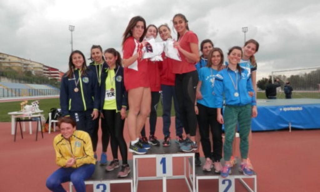 Atletica Agropoli: titolo e nuovo record Campionato Assoluti Femminile