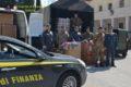 GdF di Salerno: donati 5000 capi alla Caritas in Libano