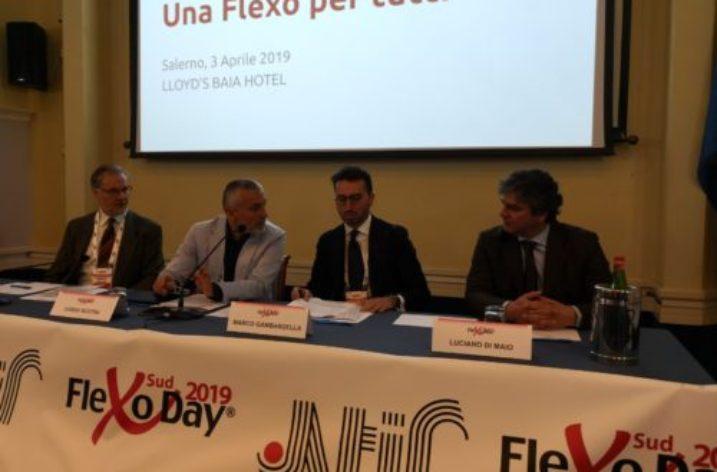 FlexoSud Day 2019: l'industria degli imballaggi pronta a creare lavoro e sviluppo