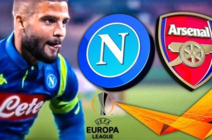 Crollo Napoli a Londra. L'Arsenal vince l'andata 2-0