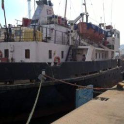 Capitaneria di Porto di Salerno: bandita nave moldava dai porti europei