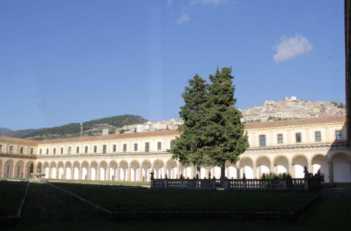 Alla Certosa di Padula la Schola Cantorum del Pontificio Istituto di Musica Sacra
