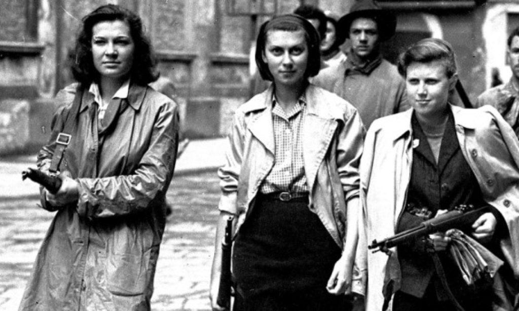Pasionarie, le donne della Liberazione