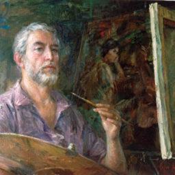 Addio a Felice Tafuri, pittore figurativo salernitano