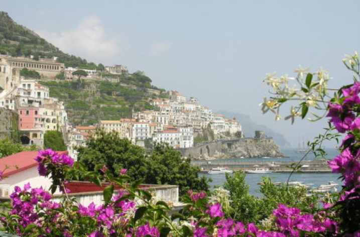 """""""Amalfi, città in fiore"""" : premi e nuovo bando"""