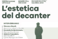 """A Palazzo di Città """"L'Estetica del Decanter"""" di Luca Cantore D'Amore"""