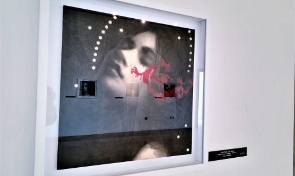 Omar Galliani : la sua arte esposta al museo Diocesano nell'ambito di VinArte