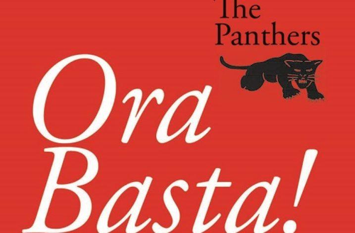 """AIla Imagine's Book  """"Ora Basta!"""", ricordando il movimento della Pantera"""