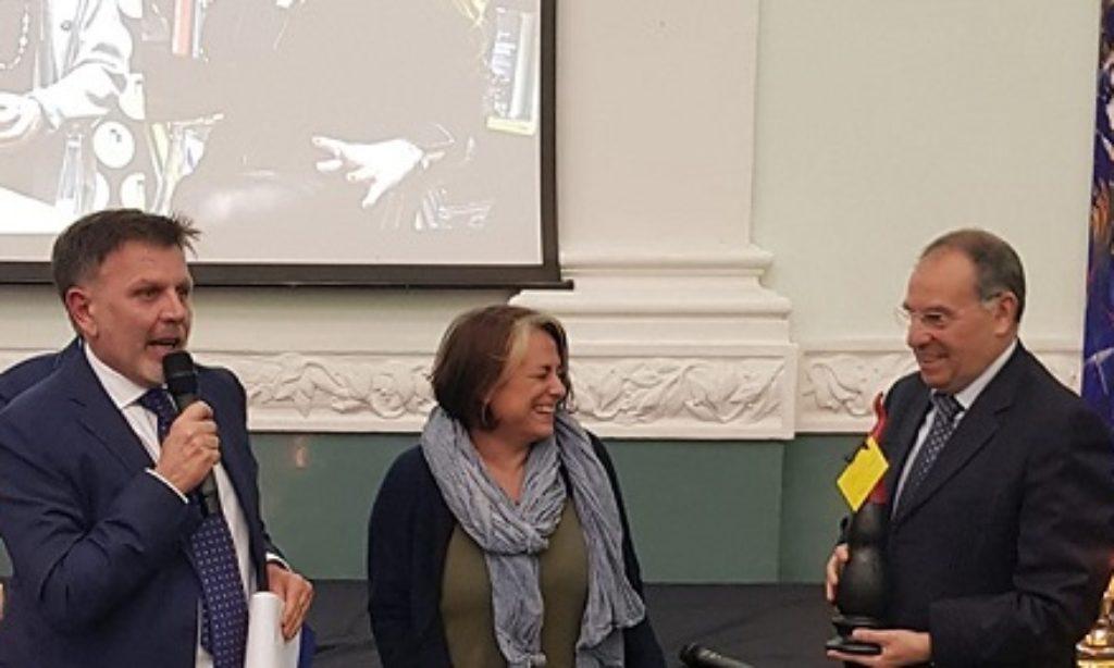 Giorgia Lepore vince il Premio Barliario 2019
